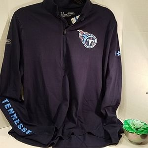 NFL Under Armour Tennessee Titans Long Sleeve Top